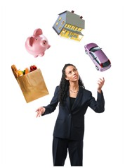 Personal Budget: Juggling Expenses