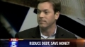 Reducing Debt - Fox News Interview with Brad Stroh Video