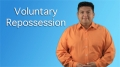 Voluntary Repossession and Deficiency Balances Video